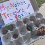 Treasure Box from Scavenger Hunt