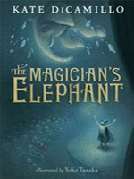Magician's Elephant Cover