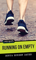 Running on Empty book cover