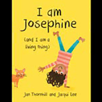 I Am Josephine Book Cover