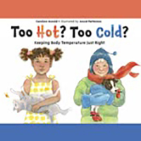 Too Hot Too Cold book cover